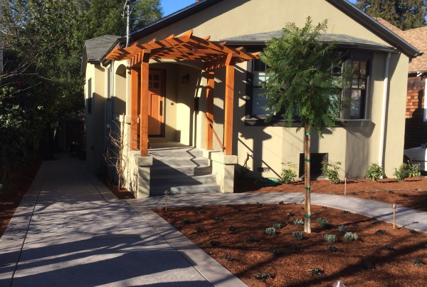 A complete remodel of a Fresno Bungalo
